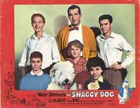 The Shaggy Dog - 11 x 14 Movie Poster - Style H