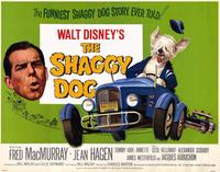 The Shaggy Dog - 11 x 14 Movie Poster - Style B