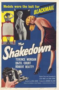 Shakedown - 27 x 40 Movie Poster - Style A