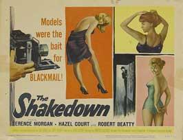 Shakedown - 11 x 14 Movie Poster - Style B