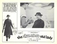 The Shameless Old Lady - 11 x 14 Movie Poster - Style A