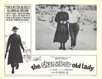 The Shameless Old Lady - 11 x 14 Movie Poster - Style B