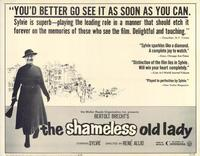 The Shameless Old Lady - 11 x 14 Movie Poster - Style E