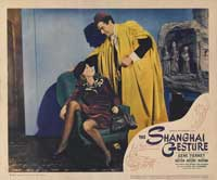 The Shanghai Gesture - 11 x 14 Movie Poster - Style B
