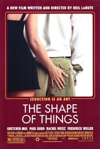 The Shape of Things - 11 x 17 Movie Poster - Style A