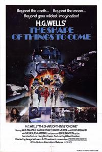 The Shape of Things to Come - 27 x 40 Movie Poster - Style A