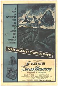 The Sharkfighters - 11 x 17 Movie Poster - Style A