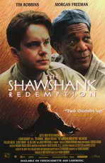 The Shawshank Redemption - 11 x 17 Movie Poster - Style B