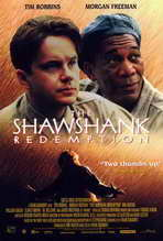 The Shawshank Redemption - 27 x 40 Movie Poster - Style B