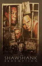 The Shawshank Redemption - 11 x 17 Movie Poster - Style H