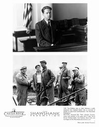 The Shawshank Redemption - 8 x 10 B&W Photo #3