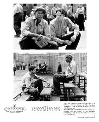 The Shawshank Redemption - 8 x 10 B&W Photo #9