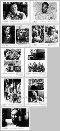 The Shawshank Redemption - Set of 9 - 8 x 10 B&W Photos