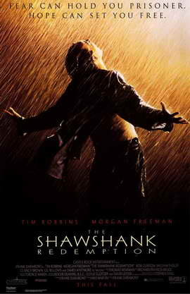 The Shawshank Redemption - 11 x 17 Movie Poster - Style A