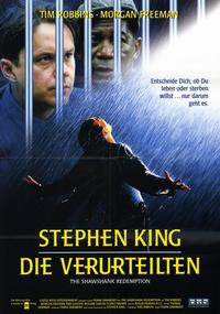 The Shawshank Redemption - 11 x 17 Movie Poster - German Style A