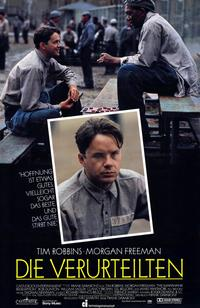 The Shawshank Redemption - 11 x 17 Movie Poster - German Style B