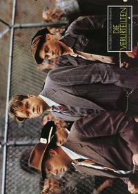 The Shawshank Redemption - 11 x 14 Poster German Style G