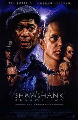 The Shawshank Redemption - 11 x 17 Movie Poster - Style C