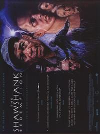 The Shawshank Redemption - 11 x 17 Movie Poster - Style D