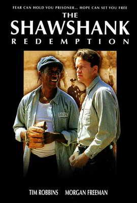 The Shawshank Redemption - 27 x 40 Movie Poster - Style G
