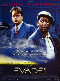 The Shawshank Redemption - 11 x 17 Movie Poster - French Style I