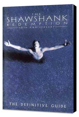 The Shawshank Redemption - 11 x 17 Movie Poster - Style J - Museum Wrapped Canvas