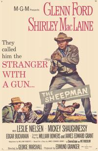 The Sheepman - 11 x 17 Movie Poster - Style A