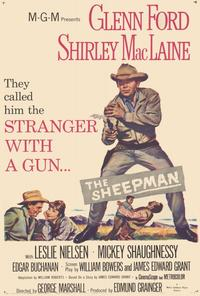The Sheepman - 27 x 40 Movie Poster - Style A