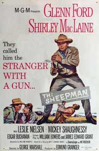 The Sheepman - 11 x 17 Movie Poster - Style B