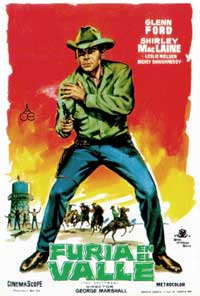 The Sheepman - 27 x 40 Movie Poster - Spanish Style A