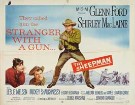 The Sheepman - 11 x 14 Movie Poster - Style A