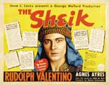 The Sheik - 22 x 28 Movie Poster - Half Sheet Style A
