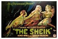 The Sheik - 11 x 17 Movie Poster - Style D