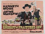 The Sheriff of Fractured Jaw - 30 x 40 Movie Poster UK - Style A