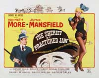 The Sheriff of Fractured Jaw - 30 x 40 Movie Poster - Style A