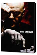 Shield, The - 11 x 17 TV Poster - Style D - Museum Wrapped Canvas