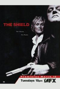 Shield, The - 27 x 40 TV Poster - Style D