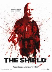 Shield, The - 11 x 17 TV Poster - Style C