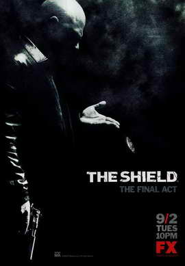 Shield, The - 11 x 17 TV Poster - Style E