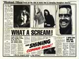 The Shining - 11 x 17 Movie Poster - UK Style A