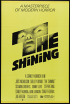 The Shining - 11 x 17 Movie Poster - Style G