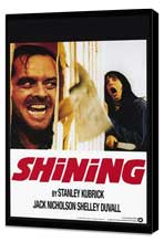 The Shining - 27 x 40 Movie Poster - Style B - Museum Wrapped Canvas