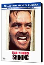 The Shining - 27 x 40 Movie Poster - French Style A - Museum Wrapped Canvas