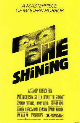 The Shining - 11 x 17 Movie Poster - Style A