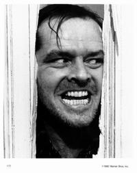 The Shining - 8 x 10 B&W Photo #2