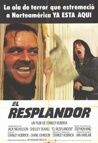 The Shining - 11 x 17 Movie Poster - Spanish Style A