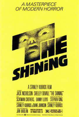 The Shining - 27 x 40 Movie Poster - Style A