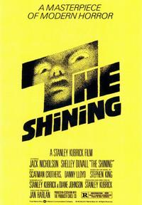 The Shining - 43 x 62 Movie Poster - Bus Shelter Style A