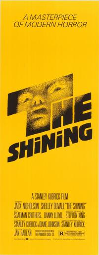 The Shining - 14 x 36 Gallery Print - Style A