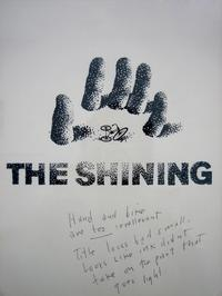 The Shining - 27 x 40 Movie Poster - Style C